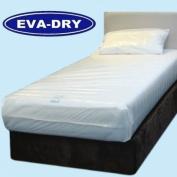 Eva - Dry Double Encased Mattress Protector 191 x 137 x 15cm