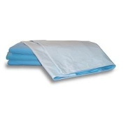 Community White Washable Stay Dry Single Bed Pad 70 x 85cm