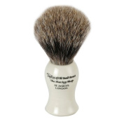 Taylor Of Old Bond Street Best Badger Ivory Shaving Brush - Medium