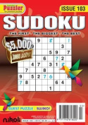Puzzler Sudoku - 1 year subscription - 12 issues