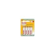 Kodak Batteries 1578921 Ni-Mh Aa Card 4pk