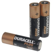 Duracell AA Batteries Package of 3