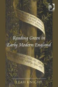 Reading Green in Early Modern England