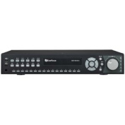 EverFocus Hybrid EDR-HD-4H4/4 4 Channel Professional Video Recorder - 1080p - 4 TB HDD - EDRHD4H4/4T