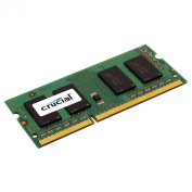 Crucial 4GB Single DDR3 1333 MT/s (PC3-10600) CL9 SODIMM 204-Pin 1.35V/1.5V Notebook Memory Module CT51264BF1339