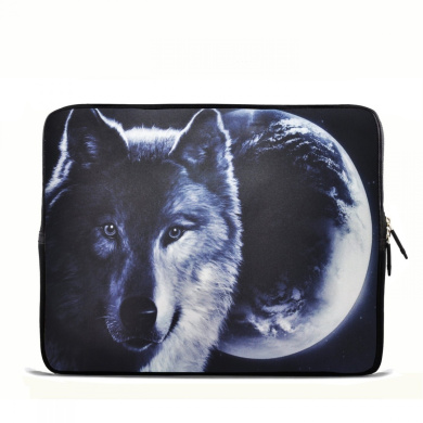 Wolf & Moon 33cm 34cm inch Notebook Laptop Case Sleeve Carrying bag for Apple Macbook pro 13 Air 13/ for Samsung 900X3 530 535U3/Dell XPS 13 Vostro 3360 inspiron 13/ ASUS UX32 UX31 U36 X35 /SONY SD4 13/ ACER 13/ThinkPad X1 L330 E330
