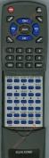 RCA Replacement Remote Control for 076R0PF021, 276263, L26HD35D, L26HD35DA, L32HD35D