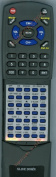 DENON Replacement Remote Control for AVR486, RC1001, DHT486XP, AVR686S, AVR686