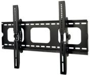 """LCD Wall Mount PLASMA DLP HDTV Flat screen 32""""-150cm Tilt ±15° in black"""