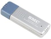 SMC Networks SMC SMCWUSB-G IEEE 802.11b/g USB 2.0 EZ Connect 2.4GHz Wireless Adapter