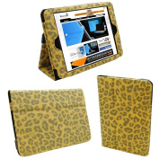 KHOMO ® Leopard Print Case with Built-in Stand for Apple iPad Mini 20cm