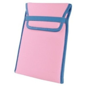 Philips Soft Sleeve for Kindle Fire and NOOK Colour, NOOK Simple Touch, NOOK Tablet and HTC Flyer - PINK
