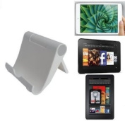 HappyZone Multi-Angle View Tablet Stand Holder For IPad Mini, Kindle Fire HD 18cm , Kindle Fire HD 23cm , The New iPad with Retina Display, for for for for for for for for for Samsung Galaxy Note 8.0 and HP TouchPad Wi-Fi 25cm Tablet