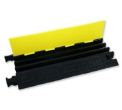 Yellow Jacket Cable Protector - 3 Channel Cord Protector
