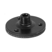 On Stage TMO8B Threaded Table Microphone Mount