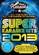Super Karaoke Hits 2013 [Region 2]