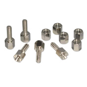 Holding Posts & Nuts for VGA Faceplate, Pack of 10