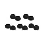 Badboyz Accessories Premium Range 10 Replacement Large Earbuds Tips Buds For Sennheiser Cx 300 C