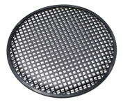 3m Inch Car Audio Speaker Sub Woofer Metal Black Grill Cover Guard Pack of 2