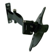 Cotytech MW-3A3B-NK Swivel Corner Wall Mount for 60cm to 90cm TV without Adaptor Kit
