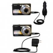 Essential Gomadic AC /DC Charge Accessory Bundle for the Kodak M1063 M1073 IS M1093 IS. Kit includes the Gomadic Home and Car Chargers at a Money Saving Price. Based on TipExchange Technology