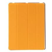 Hornettek BAD3-001-OR Flipit SMART iPad 2 Stand Dust/Fingerprint Proof Ergonomic Design - Bright Orange