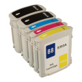 Sophia Global Remanufactured Ink Cartridge Replacement for HP 88XL -2 Black/1 Cyan/1 Magenta/1 Yellow