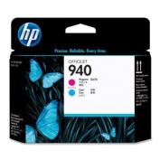 HP C4901A 940 Cyan Magenta Inkjet Printhead