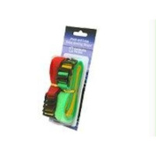 C2G / Cables to Go 29856 hook and loop Hook and Loop Cable Straps Bright 28cm Multi-Colour 12Pk