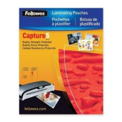 Fellowes Glossy Photo Laminating Pouch [52010] -