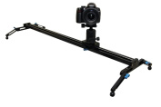 Opteka GLD-900 100cm Camera Track Slider Video Stabilisation System with TH40 Magnesium Ball Head