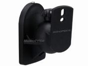 Speaker Wall Mounting Bracket - Black (Max 3.4kg) - Set of 2 [Electronics]