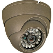 Security Labs SLC-1054 Security Labs Slc-1054 Turret Dome Camera with 24 IR Leds