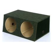 Q Power Small Dual 25cm Unloaded Box