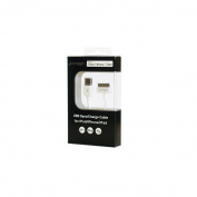Cirago IPA1000 30-Pin Dock Connector to USB Sync/Charger Cable for iPod/iPhone/iPad, 0.9m