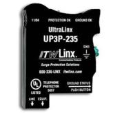 UltraLinx 66 Block/235V Clamp/160mA PTC