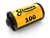 GIZMON iCA REMOTE SHUTTER K For Apple iPhone/iPad/iPod Touch YELLOW