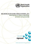 WHO Report on the Global Tobacco Epidemic [Audio]