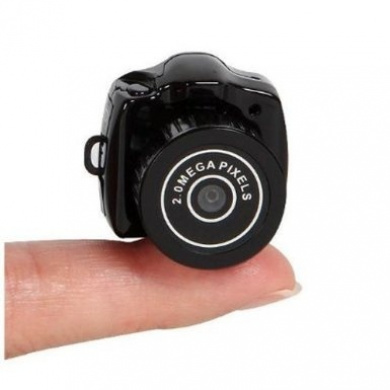 New Smallest Mini DV Camera Hidden Spy DVR Camcorder Webcam Rechargeable USA