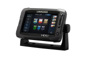 Lowrance HDS-7 Gen2 Touchscreen Charplotter with 83/200 KHz Skimmer and LSS-2 HD Transducer