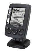 Lowrance Mark-4 Combo Base Fishfinder and Chartplotter