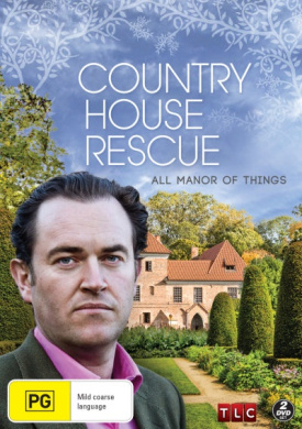 Country House Rescue: All Manor of Things