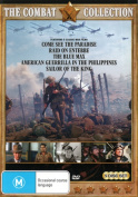 The Combat Collection (Come See the Paradise/Raid on Entebbe/The Blue Max/American Guerrilla in the Philippines/Sailor of the Ki [Region 4]
