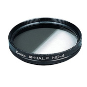 Kenko filter for camera R-half ND4 49mm for adjusting the amount of light 349 632
