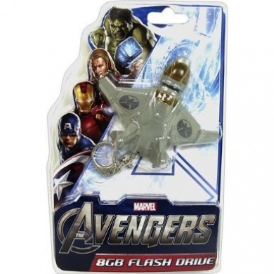 Avengers 8GB USB Flash Drive (18143-BB)