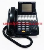 Panasonic KX-T7456B Digital Super Hybrid System Backlit LCD Display Phone