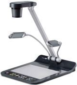 Lumens PS750 Multimedia Desktop Document Camera with High Resolution, 720p, SXGA, XGA and 16x optical zoom