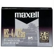 Tape Backup-Maxell 1PK DDS3 DAT 4MM 125M 12/24GB TAPE CARTRIDGE