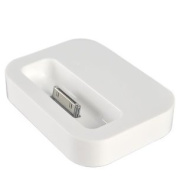 Charging Dock Cradle for Apple iPhone 4 with audio output