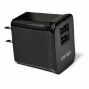 For GoPro Hero 2 HD / Hero 3 HD LIFE-TECH 10W Universal Dual Wall Home Travel Charger
